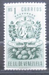 Poštovní známka Venezuela 1951 Znak Tachira Mi# 667