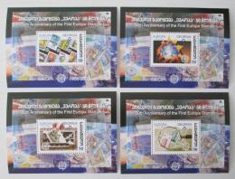 Poštovní známky Gruzie 2006 Výroèí Evropa CEPT Mi# Bl 35-38