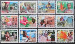 Poštovní známky Guinea 2006 Evropa CEPT Mi# 4202-13 Kat 23€
