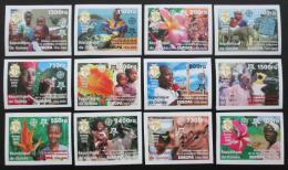 Poštovní známky Guinea 2006 Evropa CEPT neperf. Mi# 4202-13 B Kat 33€