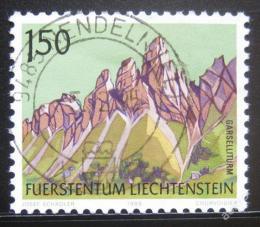 Poštovní známka Lichtenštejnsko 1989 Garseliturm Mi# 977