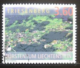 Poštovní známka Lichtenštejnsko 2005 Triesenberg Mi# 1369 Kat 8.50€
