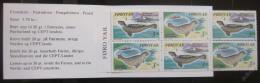 Sešitek Faerské ostrovy 1992 Lachtani Mi# MH 5