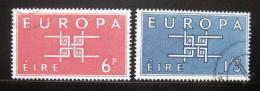 Poštovní známky Irsko 1963 Evropa CEPT Mi# 159-60 Kat 7.50€