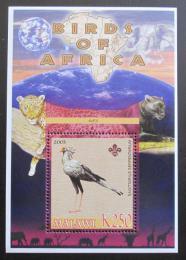 Poštovní známka Malawi 2005 Hadilov písaø, skauting