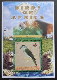 Poštovní známka Malawi 2005 Kurol madagaskarský, skauting