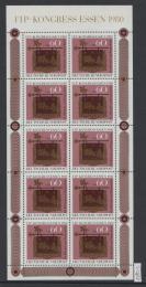 Poštovní známky Nìmecko 1980 Kongres FIP Mi# 1065 Kat 10€