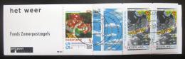 Sešitek Nizozemí 1990 Poèasí Mi# MH 41