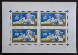 Poštovní známky Maïarsko 1970 Apollo 12 Mi# 2576 A