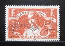 Poštovní známka Francie 1935 Symbol hudby Mi# 304 Kat 42€