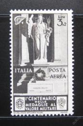 Poštovní známka Itálie 1934 Memoriál letectva Mi# 511 Kat 50€