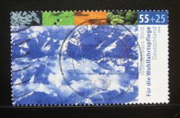 Poštovní známka Nìmecko 2004 Hory a mraky Mi# 2424