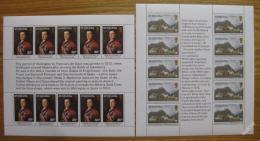 Poštovní známky Svatá Helena 1980 Umìní Mi# 331-32