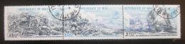 Poštovní známky Mali 1975 Americká revoluce Mi# 499-501