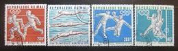 Poštovní známky Mali 1976 LOH Montreal Mi# 535-38