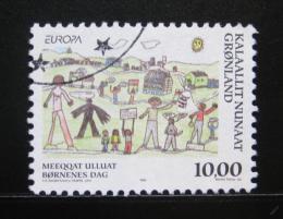 Poštovní známka Grónsko 1998 Evropa CEPT Mi# 324