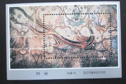 Poštovní známka KLDR 2000 Éra Koguryo Mi# Block 443