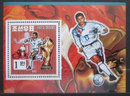 Poštovní známka KLDR 1994 MS ve fotbale