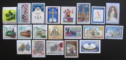 Poštovní známky Rakousko 1998 Roèník nekompl. Kat 23€
