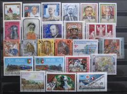 Poštovní známky Rakousko 1994 Roèník nekompl. Kat 26.60€