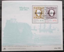 Poštovní známky Madeira 1980 První známky Mi# Block 1