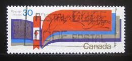 Poštovní známka Kanada 1982 Nová ústava Mi# 829