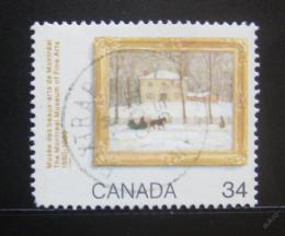 Poštovní známka Kanada 1985 Muzeum umìní Mi# 985
