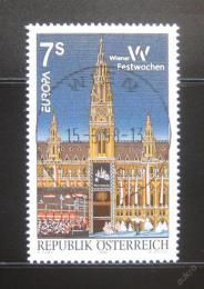 Poštovní známka Rakousko 1998 Evropa CEPT Mi# 2254