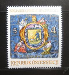 Poštovní známka Rakousko 1982 Gfohl, 800. výroèí Mi# 1706