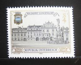 Poštovní známka Rakousko 1982 Langenlois, 900. výroèí Mi# 1708