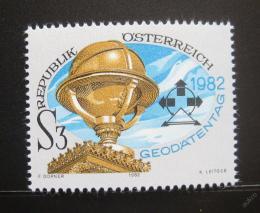 Poštovní známka Rakousko 1982 Den geodetù Mi# 1716