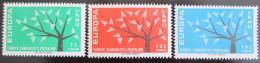 Poštovní známky Turecko 1962 Evropa CEPT Mi# 1843-45