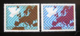 Poštovní známky Jugoslávie 1977 Konference bezpeènosti Mi# 1692-93