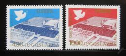 Poštovní známky Jugoslávie 1977 Konference bezpeènosti Mi# 1699-00