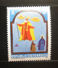 Poštovní známka Rakousko 1983 Svatý Mikuláš Mi# 1761