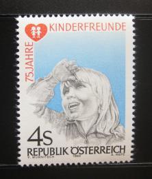 Poštovní známka Rakousko 1983 Organizace pøátel dìtí Mi# 1732