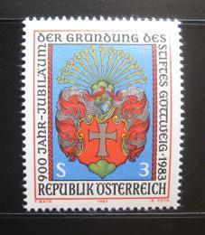 Poštovní známka Rakousko 1983 Klášter Gottweig, 900. výroèí Mi# 1737