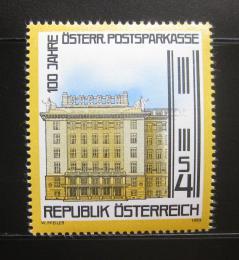 Poštovní známka Rakousko 1983 Poštovní spoøitelna Mi# 1728