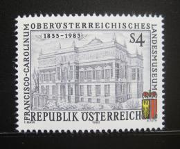 Poštovní známka Rakousko 1983 Muzeum Horního Rak. Mi# 1758