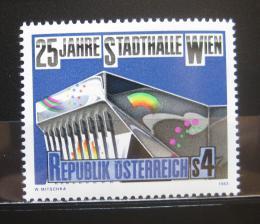 Poštovní známka Rakousko 1983 Vídeòský mìstský dùm Mi# 1742