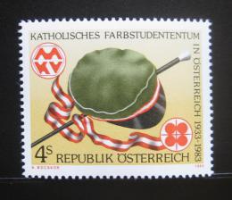 Poštovní známka Rakousko 1983 Organizace katolických studentù Mi# 1739