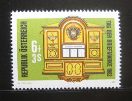Poštovní známka Rakousko 1982 Den známek Mi# 1726