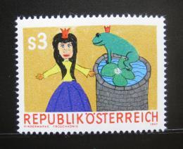 Poštovní známka Rakousko 1981 Dìtská kresba Mi# 1674
