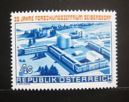 Poštovní známka Rakousko 1981 Výzkumné centrum Mi# 1673