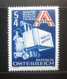 Poštovní známka Rakousko 1980 Rakouský export Mi# 1633