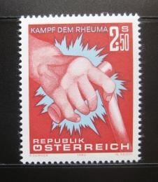 Poštovní známka Rakousko 1980 Boj proti revmatismu Mi# 1632