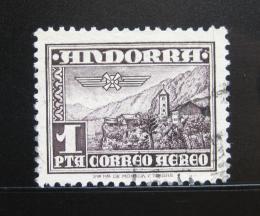 Poštovní známka Andorra Šp. 1951 Andorra la Vella Mi# 58 Kat 22€