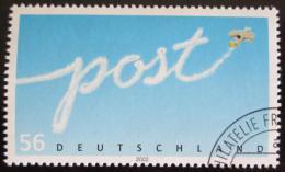 Poštovní známka Nìmecko 2002 Pošta Mi# 2250