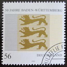 Poštovní známka Nìmecko 2002 Bádensko-Wurttembersko Mi# 2248