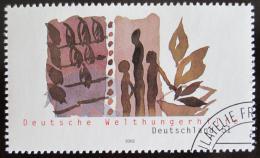 Poštovní známka Nìmecko 2002 Pomoc hladovìjícím Mi# 2271